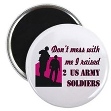 Unique Proud army mom Magnet