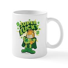 Super Lucky Garfield Mug