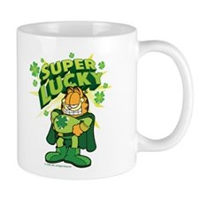 Super Lucky Garfield Mug