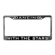 Dancing With the Stars License Plate Frame