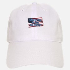 Which Way to The Tea Party? v2 Baseball Baseball Cap
