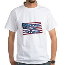 Which Way to The Tea Party? v2 Shirt