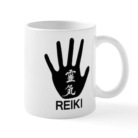 Reiki Hand Mug