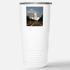 US Capitol Building Travel Mug