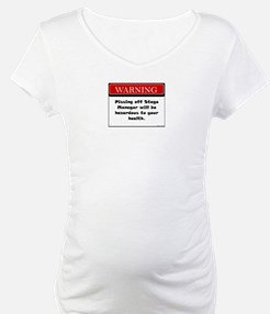 Pissing Off Stage Manager Shirt