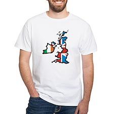 Ireland + United Kingdom Shirt