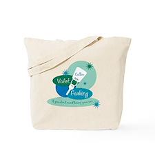 Cullen Valet Parking Tote Bag