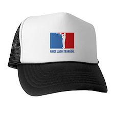 ML Trombone Trucker Hat