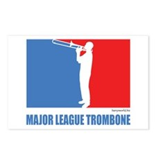 ML Trombone Postcards (Package of 8)