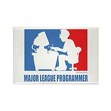 ML Programmer Rectangle Magnet (100 pack)