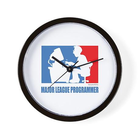 ML Programmer Wall Clock