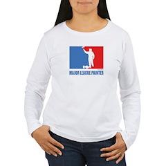 ML Painter Women's Long Sleeve T-Shirt