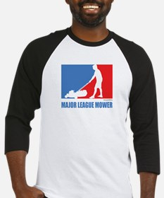 ML Mower Baseball Jersey