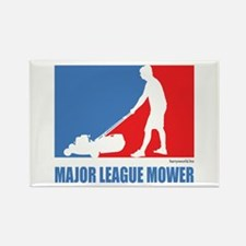 ML Mower Rectangle Magnet (10 pack)