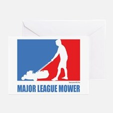 ML Mower Greeting Cards (Pk of 20)