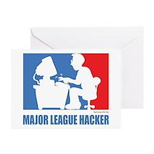ML Hacker Greeting Cards (Pk of 20)
