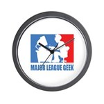 ML Geek Wall Clock