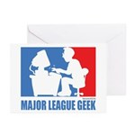 ML Geek Greeting Cards (Pk of 20)