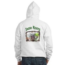 Irish Roots Hooded Sweatshirt