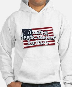 America Needs Another Tea Party Hoodie