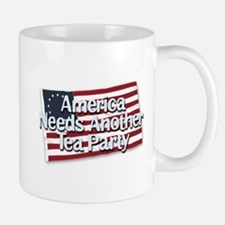 America Needs Another Tea Party Mug