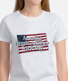 America Needs Another Tea Party Tee