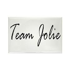 Team Jolie 1 Rectangle Magnet