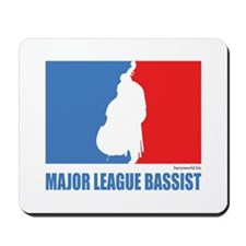 ML Bassist Mousepad