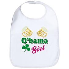 obama girl Bib
