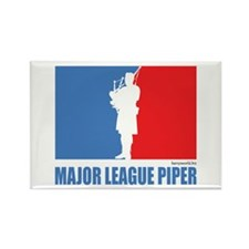 ML Piper Rectangle Magnet (100 pack)