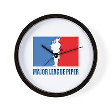 ML Piper Wall Clock