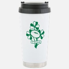 irish football 2 Stainless Steel Travel Mug