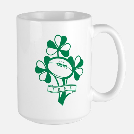 irish football 2 Large Mug