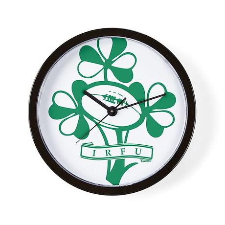 irish football 2 Wall Clock