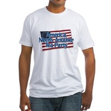 America Needs Another Tea Party v2 Shirt