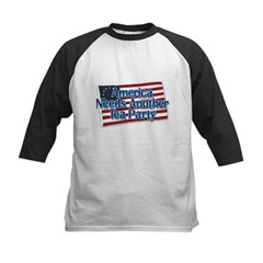 America Needs Another Tea Party v2 Tee