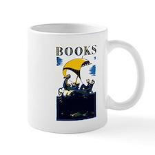 Unique Book lovers Mug