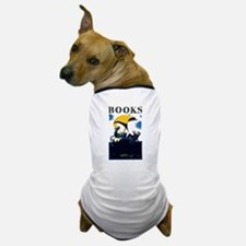 Funny Libraries Dog T-Shirt