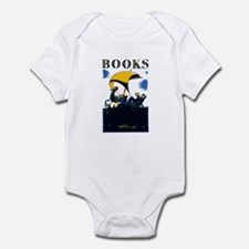 Bibliophile books Infant Bodysuit
