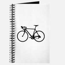 Racer Bicycle black Journal