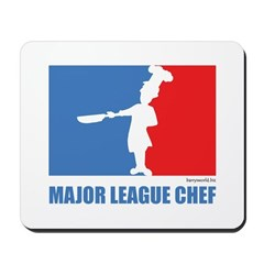 ML Chef Mousepad