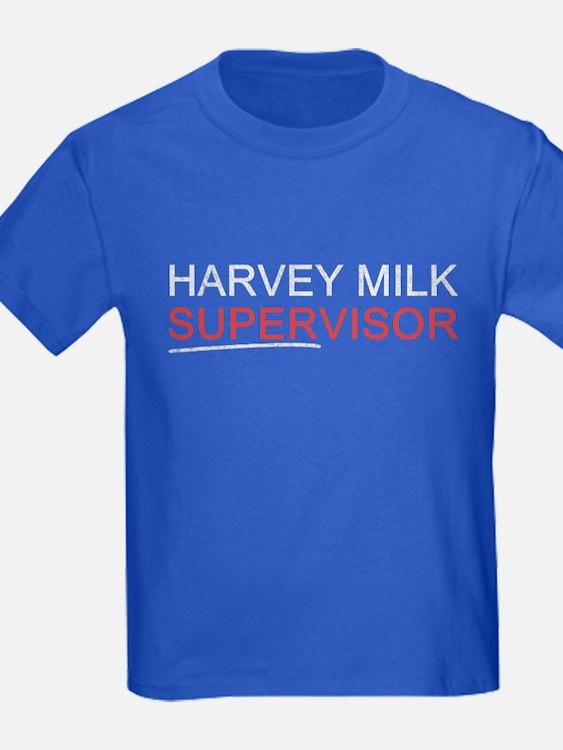Harvey Milk Supervisor T