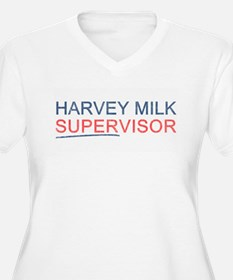 Harvey Milk Supervisor T-Shirt
