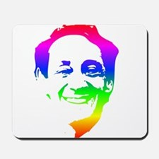 Harvey Milk Portrait Mousepad