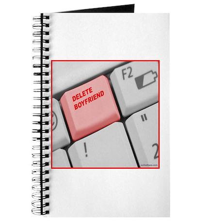 DELETE BOYFRIEND Journal