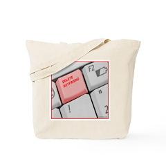 DELETE BOYFRIEND Tote Bag