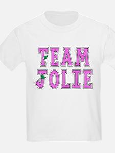 Team Jolie 2 Kids T-Shirt