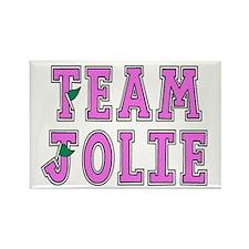 Team Jolie 2 Rectangle Magnet