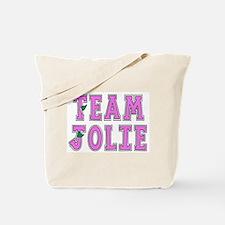 Team Jolie 2 Tote Bag