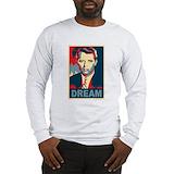 Robert kennedy Long Sleeve T-shirts